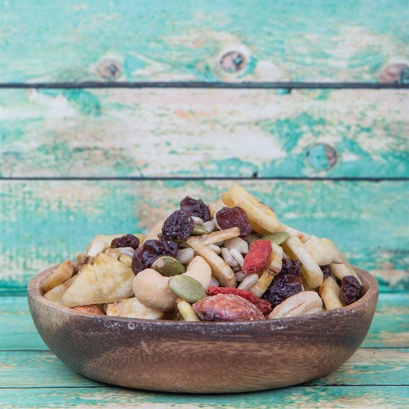 sałatka owocowa, zdrowa fit