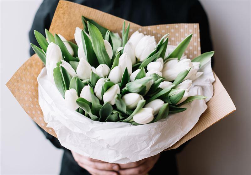 prezent dla mamy, kwiaty