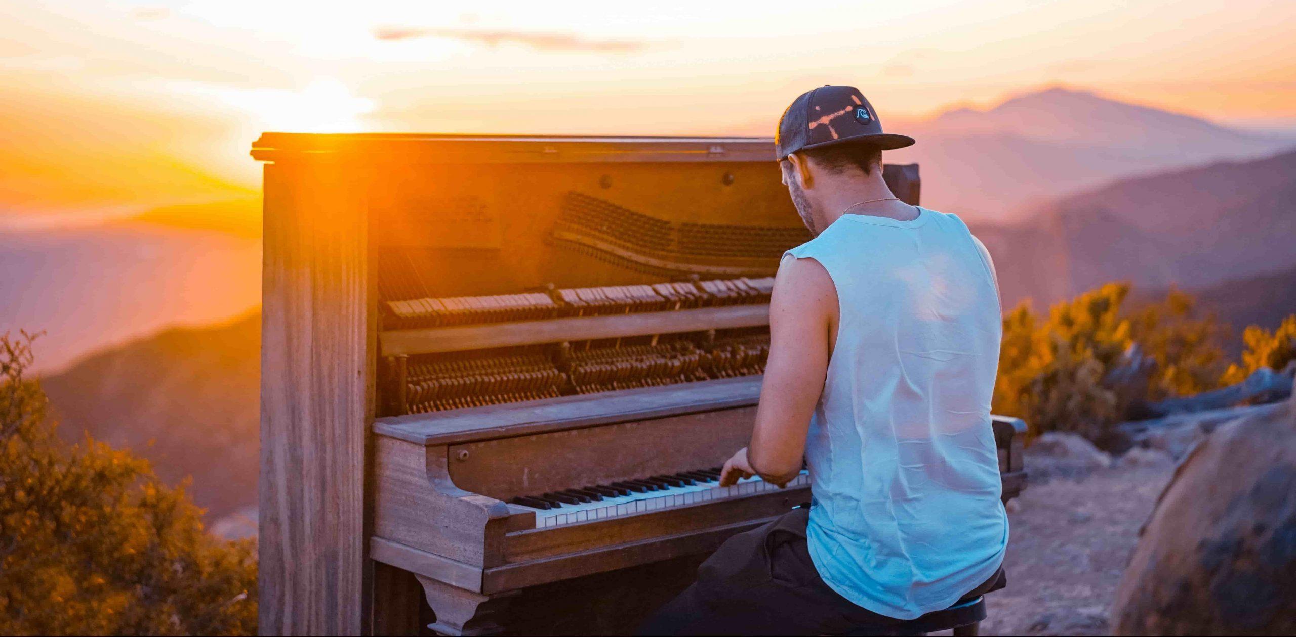 Nauka gry na fortepianie – podstawy
